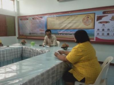 ดร.มโน ชุนดี ผอ.สพป.ลพบุรี เขต 2 และบุคลากรทางการศึกษา ตรวจเยี่ยม ติดตาม เพื่อให้ขวัญและกำลังใจแก่ผู้บริหารและคณะครู/นักเรียน