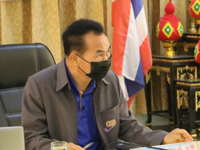 ดร.มโน ชุนดี ผอ.สพป.ลพบุรี เขต 2 และบุคลากรในสังกัด เข้าร่วมประชุม Video Conference ครั้งที่ 15/2564 และประชุมคณะกรรมการดำเนินการส่งเสริมความโปร่งใสและป้องกันการทุจริตภายในหน่วยงาน
