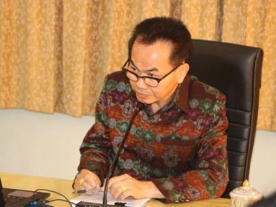 ประชุมเพื่อชี้แจงการดำเนินการจัดสอบการทดสอบ ทางการศึกษาระดับชาติขั้นพื้นฐาน (O-NET) ปีการศึกษา 2562