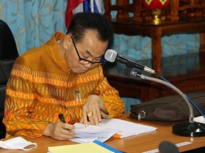 การประชุมคณะอนุกรรมการสวัสดิการข้าราชการ และลูกจ้างประจำ ฯ ครั้งที่3/2563
