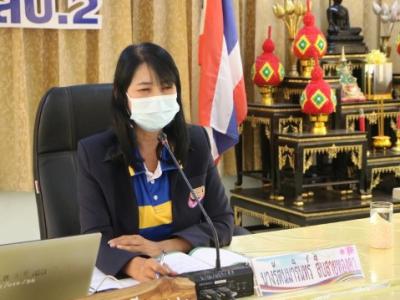 การประชุมคณะกรรมการดำเนินการส่งเสริมความโปร่งใสและป้องกัน  การทุจริตภายในหน่วยงาน ของสำนักงานเขตพื้นที่การศึกษาประถมศึกษาลพบุรี เขต 2ประจำปีงบประมาณ พ.ศ. 2564  ครั้งที่ 1/2564