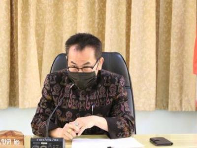 การประชุมคณะกรรมการบริหารวงเงินการเลื่อนเงินเดือนข้าราชการ ระดับ สพท. ครั้งที่ 2 (1 ตุลาคม 2564)  ของคณะกรรมการบริหารวงเงินการเลื่อนเงินเดือนข้าราชการ ระดับ สพท.