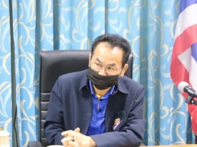 ดร. มโน ชุนดี ผอ.สพป.ลพบุรี เป็นประธานในการประชุมชี้แจงแนวทางการประเมินคุณธรรมและความโปร่งใสของสำนักงานเขตพื้นที่การศึกษาออนไลน์ ประจำปีงบประมาณพ.ศ. 2564 (ITA Online) ผ่านระบบสื่ออิเล็กทรอนิกส์ (โปรแกรม Google Meet) จาก สพฐ.